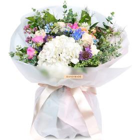꽃다발 p500
