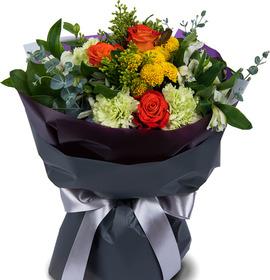 꽃다발 p607