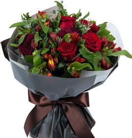 꽃다발 p601