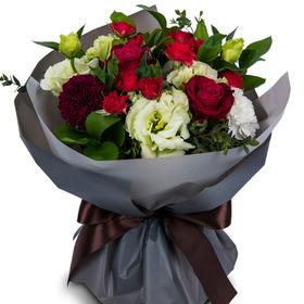 꽃다발 p602