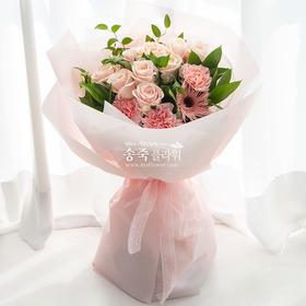 꽃다발 p667